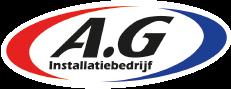 AG Installatiebedrijf Logo